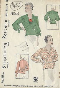 Tops-Blouses-Aprons