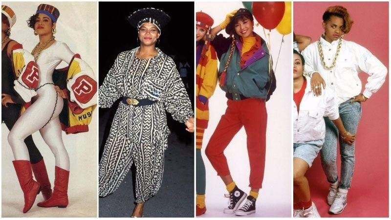 1980s Urban Fashion Trends