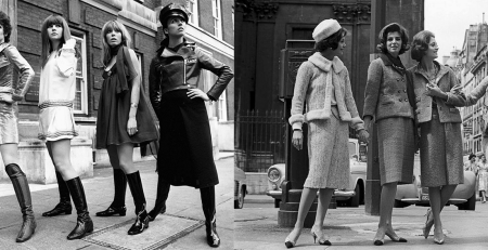 Fashion Trends from the 1960s