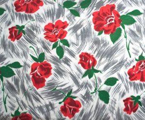 1940s Printed Fabrics