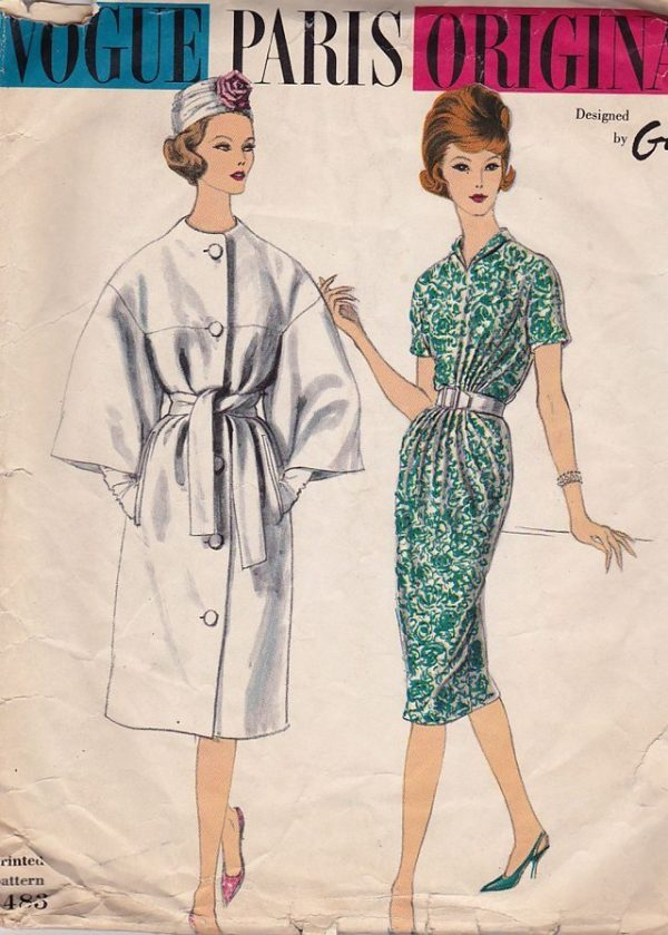 dating vogue sewing patterns