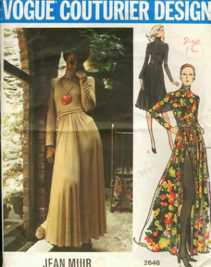 R742 1970s Vintage Sewing Pattern B32 1//2-34-36  JACKET /& SKIRT