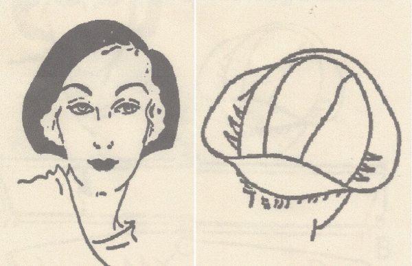 1939-Vintage-Sewing-Pattern-HAT-S22-MEDIUM-R803-261204602030