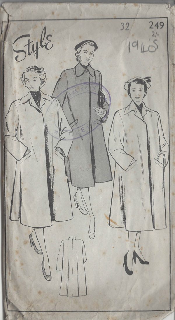 1940s-Vintage-Sewing-Pattern-B32-COAT-53-251174211960