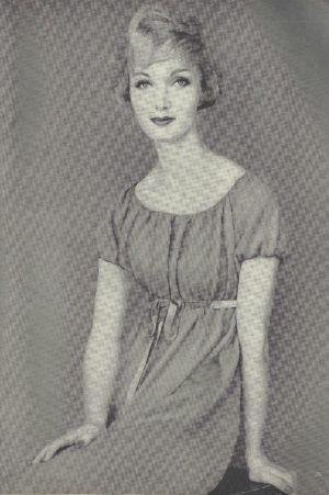 1950s Knitting Patterns