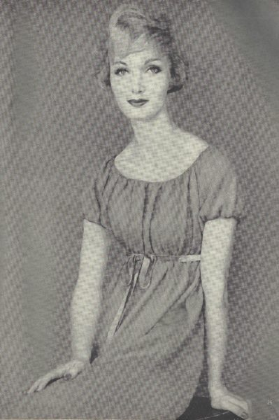 Exquisite Retro Lift Lobby: Vintage Knitting Patterns Available To Purchase Online