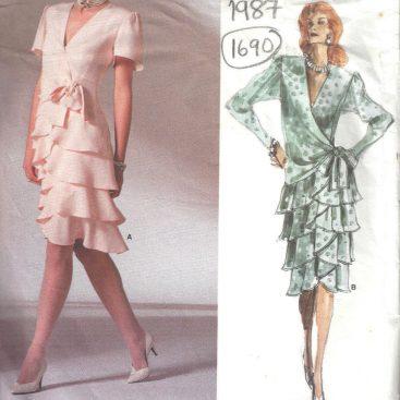 1980's Dress Patterns