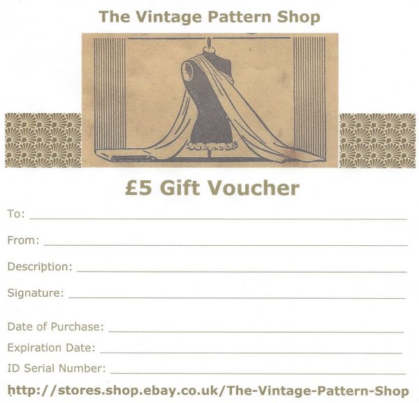 GIFT-VOUCHER-By-The-Vintage-Pattern-Shop-251187524330