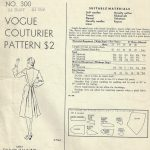 1940s-WW2-Vintage-VOGUE-Sewing-Pattern-B34-COAT-1615-262386413111-2