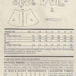 1950s-Vintage-Sewing-Pattern-B30-DRESS-BOLERO-R844-251221771261-2