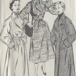 1950s-Vintage-Sewing-Pattern-B32-COAT-1346-251707645131