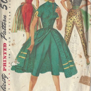 Vintage Patterns Reproduction By The Vintage Pattern Shop Stunning Vintage Simplicity Patterns
