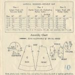 1930s-Vintage-Sewing-Pattern-B32-DRESS-1550-252168040282-2