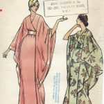 1970s-Vintage-VOGUE-Sewing-Pattern-B34-ROBE-DRESS-R877-251902458022