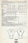 1970s-Vintage-VOGUE-Sewing-Pattern-B34-ROBE-DRESS-R877-251902458022-2