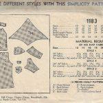 1930s-Vintage-Sewing-Pattern-B36-BLOUSE-PAJAME-PANTS-NOT-pyjamas-1798R-252827246253-2
