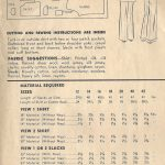 1940-WW2-Vintage-Sewing-Pattern-B34-SHIRT-PANTS-SLACKS-1491R-252081940453-3
