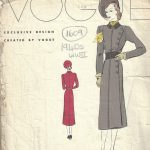 1940-WW2-Vintage-VOGUE-Sewing-Pattern-B34-COAT1609-252355321743