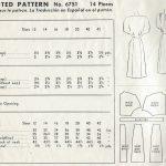 1947-Vintage-Sewing-Pattern-B32-DRESS-1488-252077943753-2