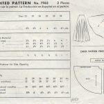 1950-Vintage-Sewing-Pattern-W28-SKIRT-1253-251536513743-2