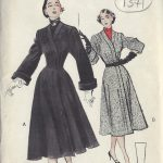 1949-Vintage-Sewing-Pattern-B30-COAT-1371-261717918184