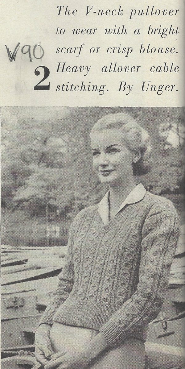 1959-Vintage-KNITTING-Pattern-V90-By-VOGUE-262205262634