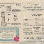 1930s-Vintage-Sewing-Pattern-B34-DRESS-1677-262513091505-2