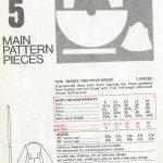 1969-Vintage-VOGUE-Sewing-Pattern-DRESS-B36-1505-252089166615-2