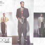 1940s-Vintage-VOGUE-Sewing-Pattern-Chest-38-40-42-MENS-ZOOT-SUIT-R827R-251717089997