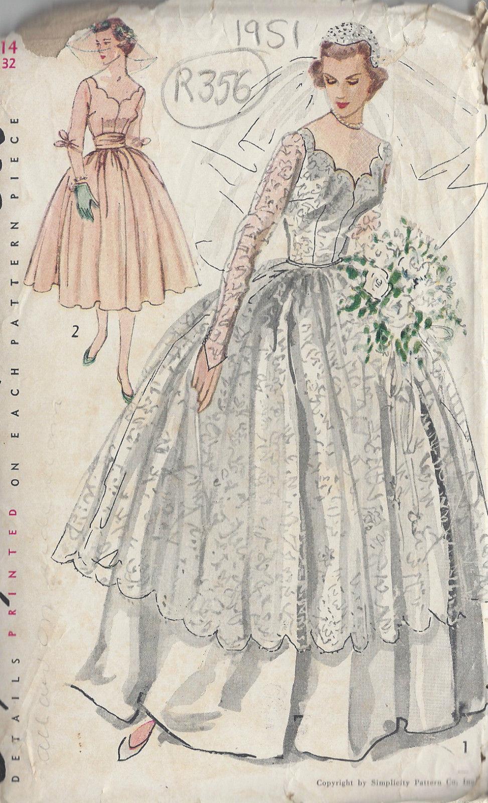 18 Vintage Sewing Pattern B18
