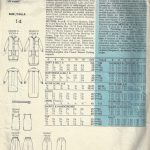 1985-Vintage-VOGUE-Sewing-Pattern-B36-TOP-SHIRT-PANTS-SHORTS-DRESS-1714-KASPER-262559808377-2