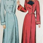 1947-Vintage-Sewing-Pattern-B36-HOUSE-COAT-1818R-262945143308-2