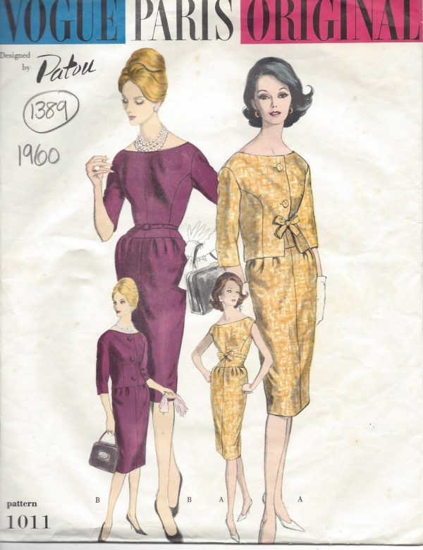 Vogue Dress Patterns