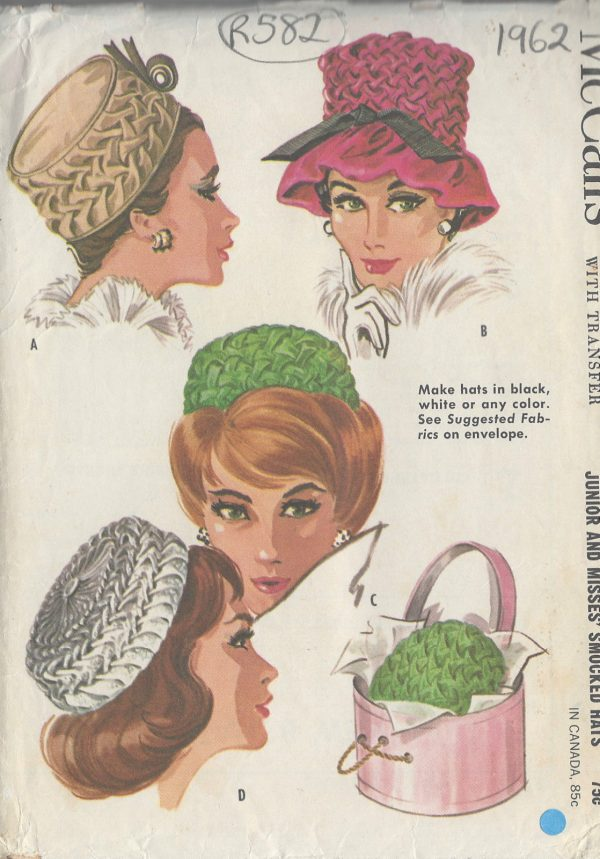 1962-Vintage-Sewing-Pattern-HAT-S21-12-22-12-R582-251144442128