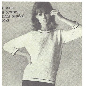 1960s Knitting Patterns Available To Buy Online Now