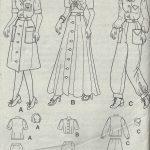 1940s-WW2-Vintage-Sewing-Pattern-SKIRT-TOP-PANTS-HAT-B36-38-40-42-1660-252400882169-3