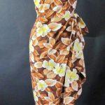 1960-Vintage-Sewing-Pattern-B34-DRESS-SARONG-DRESS-JACKET-1498-262386455119-2