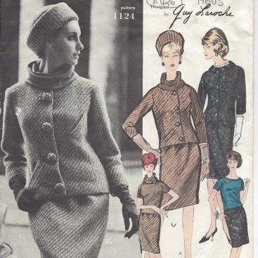 Vogue By Guy Laroche Archives The Vintage Pattern Shop